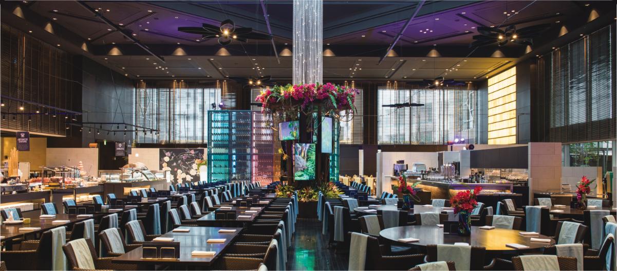 品川プリンスホテル LUXE DINING HAPUNA(リュクス ダイニング ハプナ)