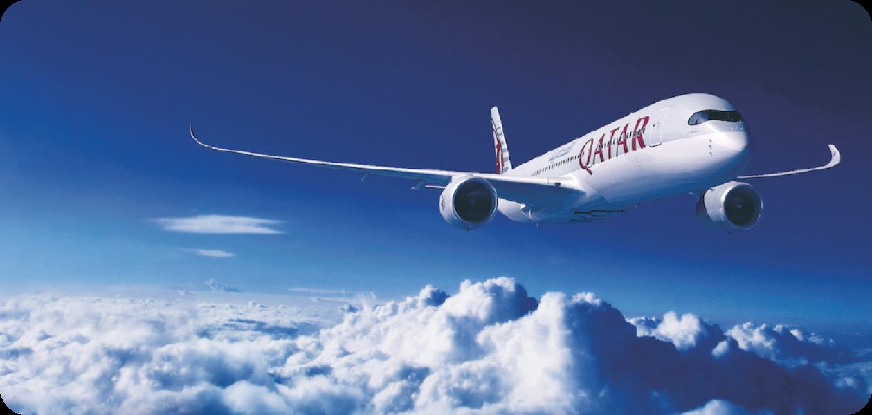 カタール航空 お好きな都市へ行ける航空券 … 2名様